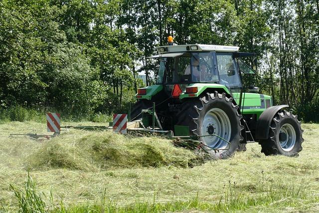 De handigste landbouwmachines